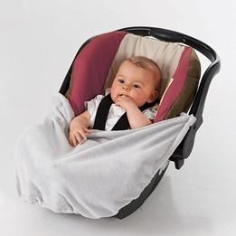 Candide - Filt till Bilstol/Babysitter
