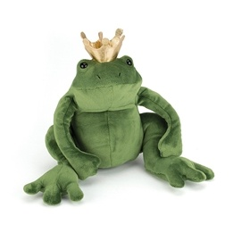 Jellycat - Frederick The Frog Prince - Little