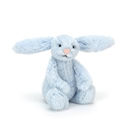 Jellycat - Gosedjur - Bashful Bunny Blue Baby