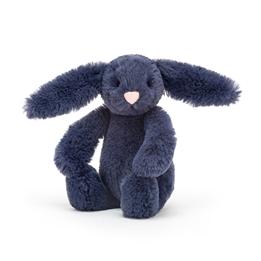 Jellycat - Gosedjur - Bashful Navy Bunny