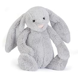 Jellycat - Gosedjur - Bashful Silver Bunny