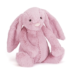 Jellycat - Gosedjur - Bashful Tulip Pink Bunny
