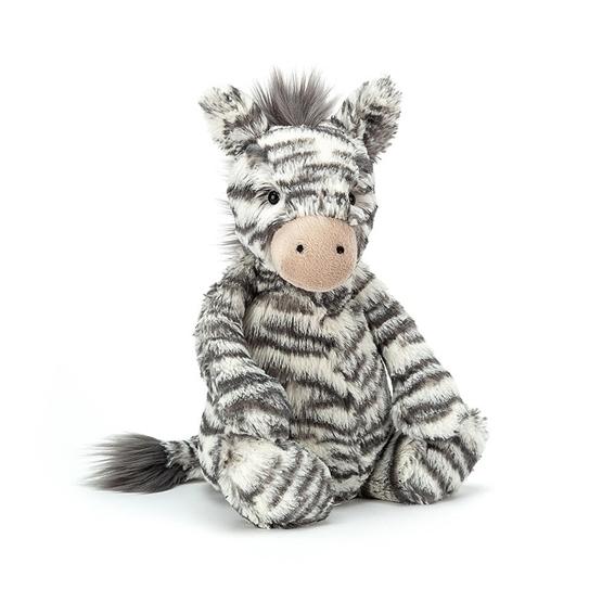 Jellycat - Gosedjur - Bashful Zebra