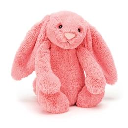 Jellycat - Gosedjur - Bashful Coral Bunny - Small