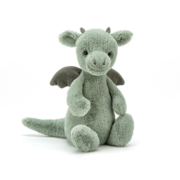 Jellycat - Gosedjur - Bashful Dragon