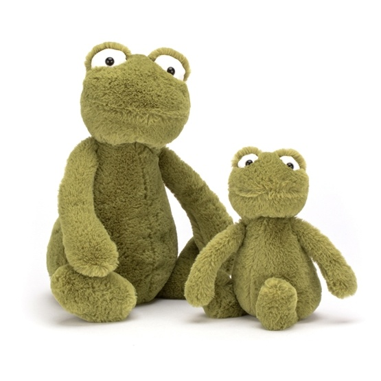 Jellycat - Bashful Frog