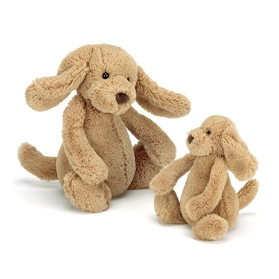 Jellycat - Bashful Toffee Puppy
