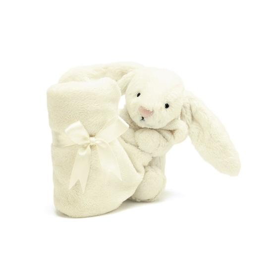 Jellycat - Bashful Bunny Blankie Cream