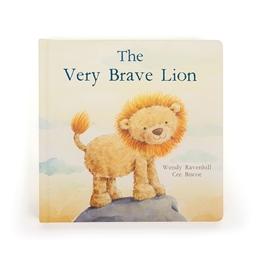 Jellycat - The Very Brave Lion