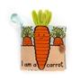 Jellycat - Carrot Book