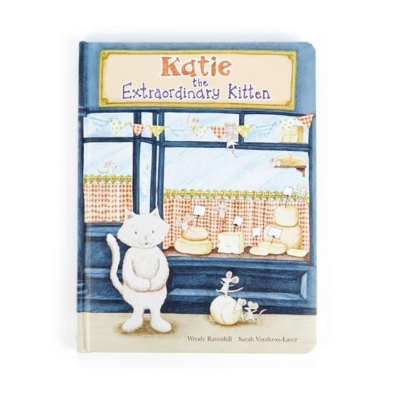 Jellycat - Katie The Extraordinary Kitten
