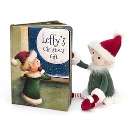 Jellycat - Leffy´s Christmas Gift Book