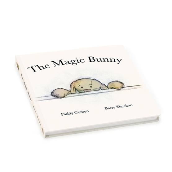 Jellycat - The Magic Bunny Book