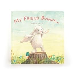 Jellycat - My Friend Bunny Book