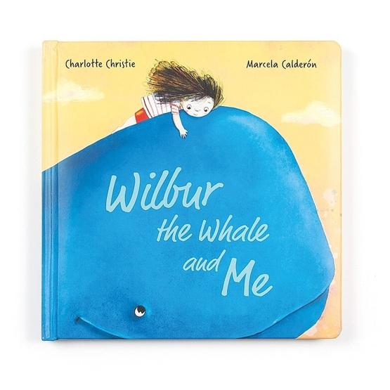 Jellycat - Wilbur and Me Book