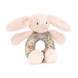Jellycat - Skallra Blossom Blush Bunny Grabber