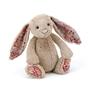 Jellycat - Bashful Blossom Beige Bunny