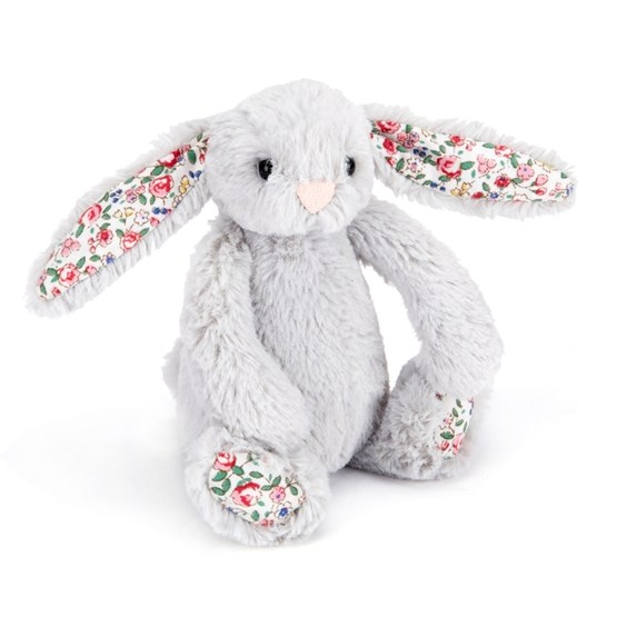 Jellycat - Blossom Silver Bunny