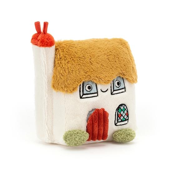 Jellycat - Gosedjur - Bonny Cottage Activity Toy