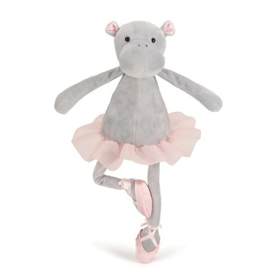 Jellycat - Dancing Darcey Hippo