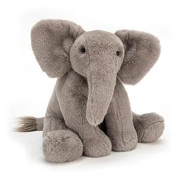 Jellycat - Gosedjur - Emile Elephant