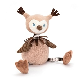 Jellycat - Flapper Owl Chime