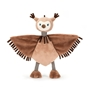 Jellycat - Flapper Owl Soother