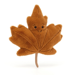 Jellycat - Gosedjur Woodland Maple Leaf Little