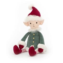 Jellycat - Gosedjur - Leffy Elf Large