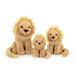 Jellycat - Gosedjur - Leonardo Lion