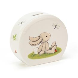 Jellycat - Sparbössa Bashful Bunny Ceramic
