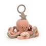 Jellycat - Odell Octopus Activity Toy