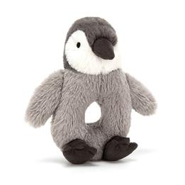 Jellycat - Skallra - Percy Penguin Grabber