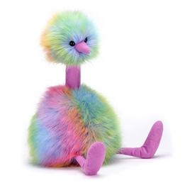 Jellycat - Rainbow Pompom
