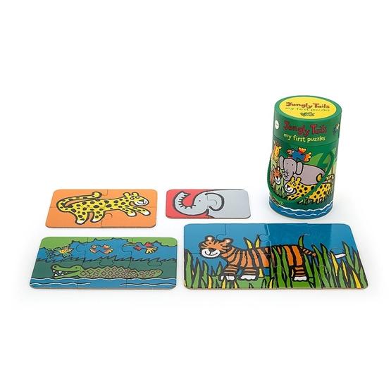 Jellycat - Jungle Tail Puzzle