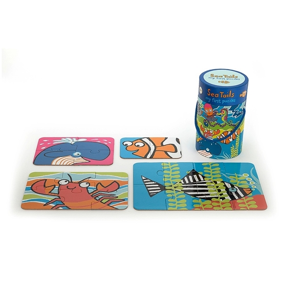 Jellycat - Sea Tail Puzzle
