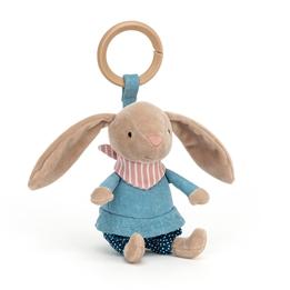 Jellycat - Skallra - Little Rambler Bunny Rattle