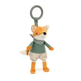 Jellycat - Skallra Little Rambler Fox Rattle