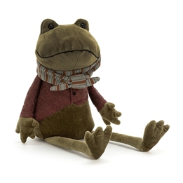 Jellycat - Gosedjur - Riverside Rambler Frog