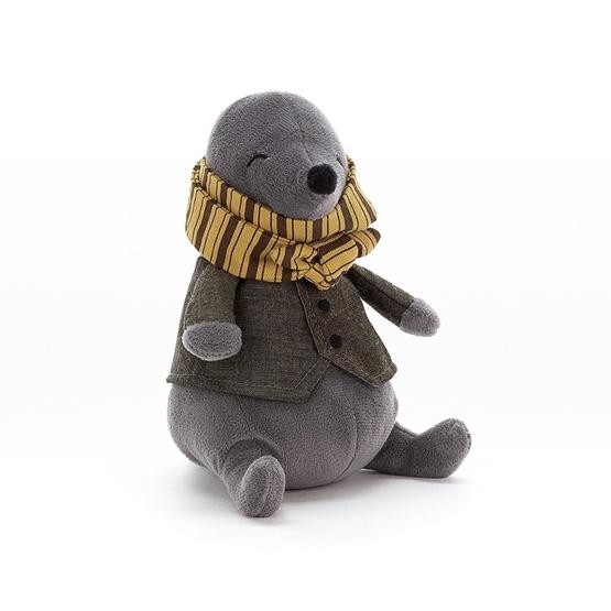 Jellycat - Gosedjur - Riverside Rambler Mole