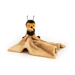 Jellycat - Snuttefilt - Bashful Bee Soother