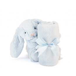 Jellycat - Bashful Bunny Blue Soother