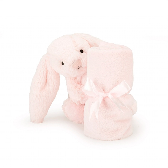Jellycat - Bashful Bunny Pink Soother