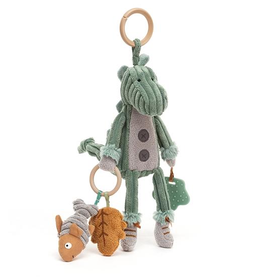 Jellycat - Cordy Roy Dino Activity Toy