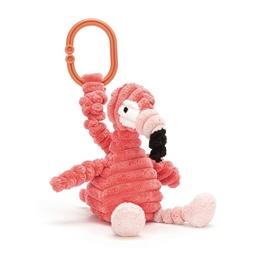 Jellycat - Cordy Roy Baby Flamingo Jitter