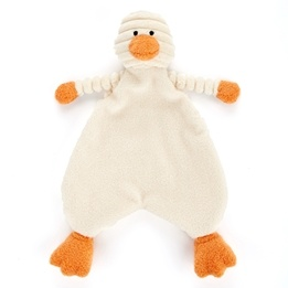 Jellycat - Cordy Roy Duckling Soother
