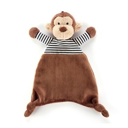 Jellycat - Stripey Monkey Soother