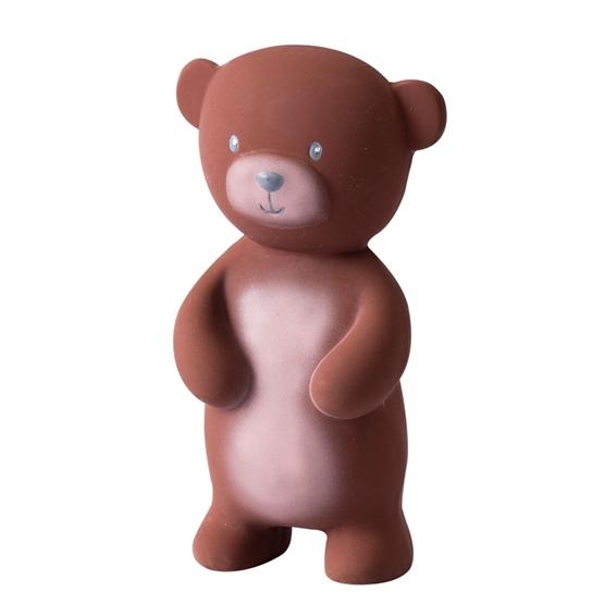 Jellycat - Bear Rubber Squeaker