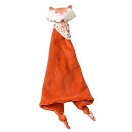 Jellycat - Fox Comforter with rubber head