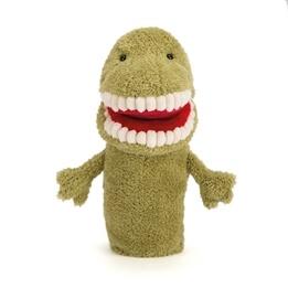Jellycat - Toothy T Rex Hand Puppet